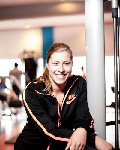 Personal Trainer Inge van Ballegooijen